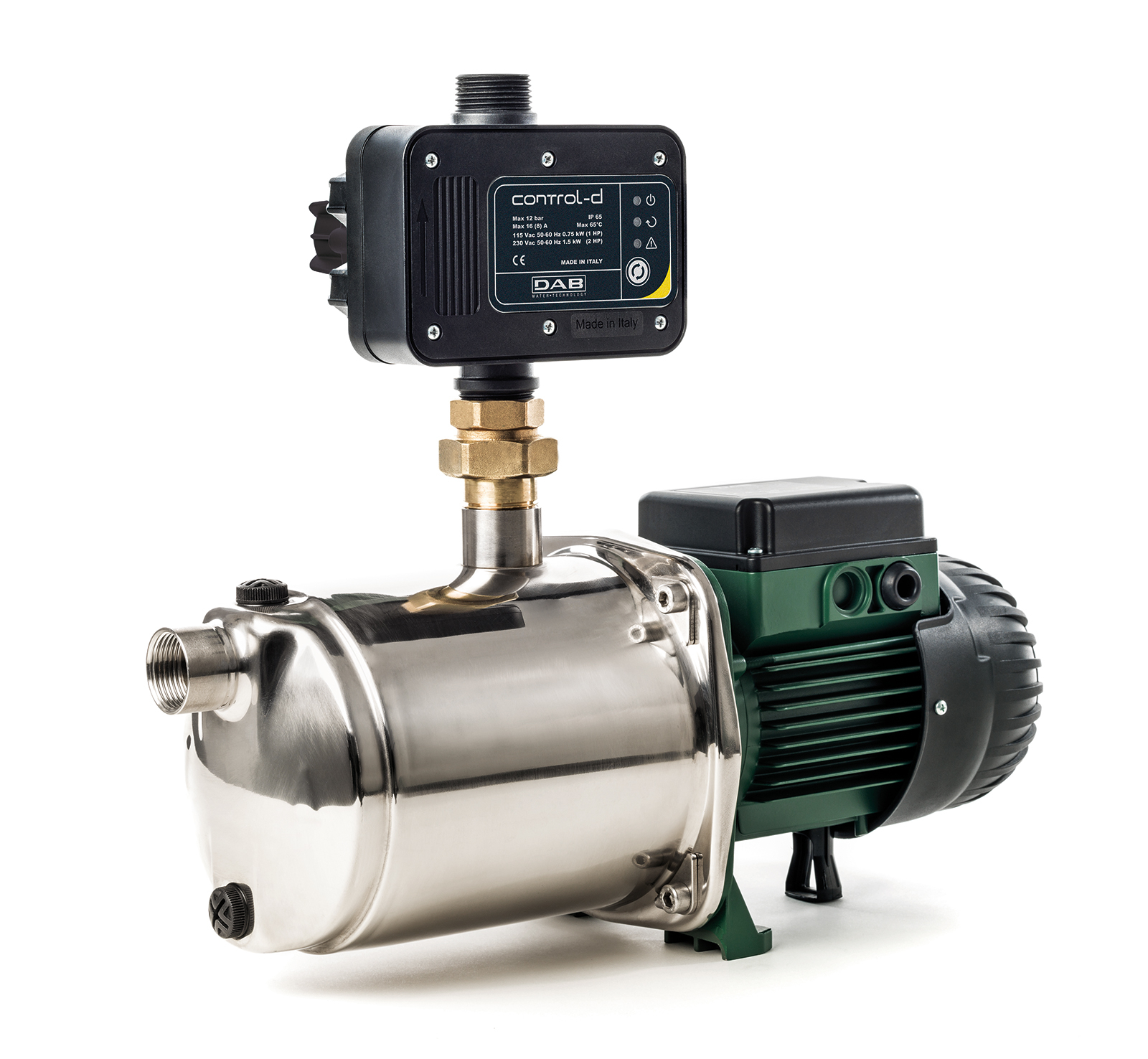 DAB EuroInox 40/30 M + DAB Control-D