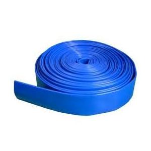 Tubo di scarico piatto 50 mm - 20 metri
