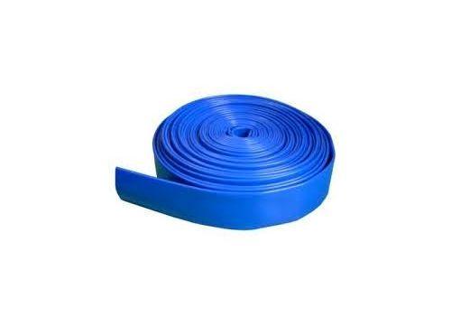 Tubo di scarico piatto 40 mm - 20 metri