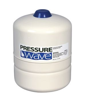 Vaso di espansione verticale Pressure Wave 24 litri