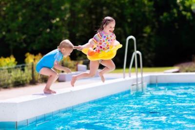 Pronti, attenti … splash!